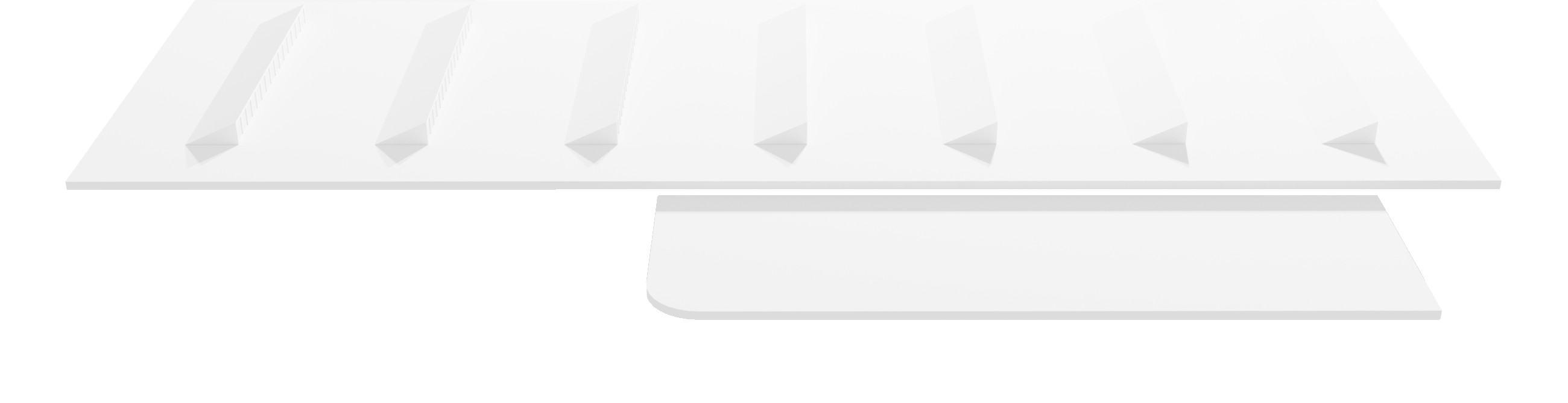 Střecha haly