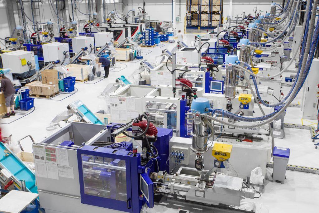 Výrobní stroje